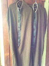 Vintage Pair Wool Military Style Sleeping Bag Liners