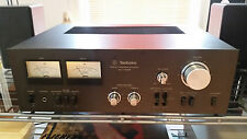 #2 TECHNICS su-7300k VINTAGE AMP 70s good working condition Worldwide SHIP