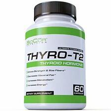 BioCor Nutrition Thyro-T2 Thyroid Stimulant Free Fat Burner Metabolism Booster a