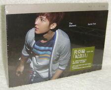 Fahrenheit Aaron Yan first solo album The Moment Taiwan CD (Ver.B)