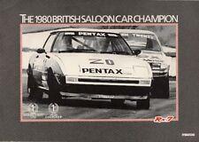 Mazda RX-7 British Saloon Car Champion 1980-81 UK Market Brochure