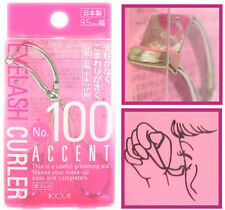 Koji Japan Makeup Mini Accent Eyelash Curler #100 (9.5mm wide)