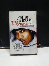 K7 single NELLY DILEMMA feat KELLY ROWLAND MCSC40299/0194464