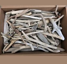 Driftwood pieces Asst Sizes mix for arts and craft large and small pieces 1kg