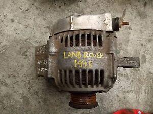 LAND ROVER FREELANDER 1998 ALTERNATOR YLE102060 1012119931 DENSO GENUINE 98-00
