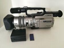 Sony DCR-VX2000E Pal Mini Dv Cámara De Vídeo Profesional
