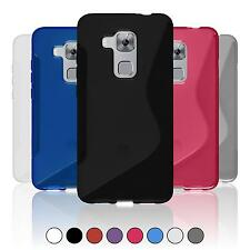 Coque en Silicone Huawei Nova Plus - S-Style  + films de protection