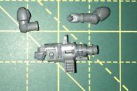 Grey Knights Psycannon Warhammer 40k Space Marine Bits