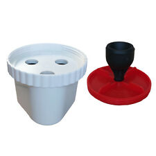 Original Replacement Filter For Seychelle Regular Family Water Pitcher 1-40100-W