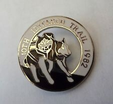 *1982* Alaska Iditarod Trail Collector Pin