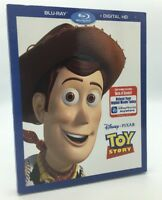 Toy Story (Blu-ray+Digital HD, 2015) NEW w/ Slipcover