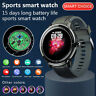 SN80 Bluetooth Smart Watch Sportuhr Herzfrequenz Blutdruck Sport Fitness Tracker