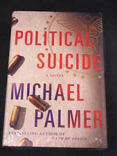 Political Suicide: A Novel by Michael Palmer