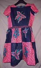 Stunning Traditional Chianvy African Dress - Pink - size Large