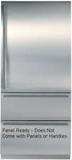 Sub-Zero 736TFI-RH 36 Inch Built-in All-Freezer Panel Ready Right Hinge