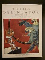 Vintage Issue Of The Little Delineator 1922