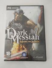 Dark Messiah Might and Magic - Nuevo y precintado - Francais Frances French