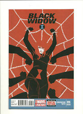 2014 Black Widow #6 2nd Printing Comic Marvel