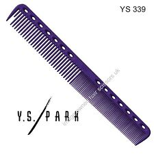 Y S Park Comb YS - 339 PURPLE Hairdressing High Quality Cutting Comb