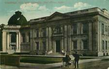 Postcard Yale University Woodbridge Hall, New Haven, Connecticut - used 1911