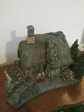 Hawthorne Village Thomas Kinkade Seaside Village Sweetheart Cottage