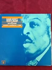 COUNT BASIE/ JOE WILLIAMS:SOME RUSTY DUSTY BLUES Roulette 2LP  Recorded 1958-61