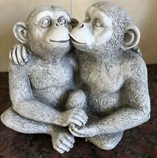 Latex mould for making these Cute Kissing Monkeys