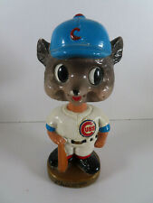 1968 Chicago Cubs MLB Gold Base Nodder Bobblehead RARE!