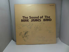 THE SOUND OF THE MIKE JAMES BAND MPA MP052 STAR WAS SIGNED COPY   LP VINYL
