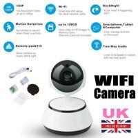 Wireless HD 1080P IP Camera Pan Tilt Network Security CCTV Night Vision WiFi Cam