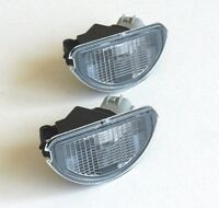 TOYOTA AYGO 2005-2012 NUMBER PLATE LAMPS LIGHTS - PAIR OE: 81270-0H010