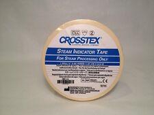 "Crosstex Autoclave Sterilization Indicator Tape 3/4"" x 60yd"