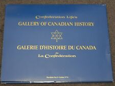 "Complete ""Gallery of Canadian History"" Confederation Life - 22 of 22 Prints"