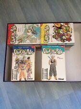 Dragon ball z collection manga glénat 1er édition (vente unitaire)