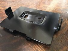 """VINTAGE BMW /2 R69 R60 R50 NEW LARGE SIZE PAINTED BATTERY TRAY 4 1/2X3 1/4"""" NEW"""