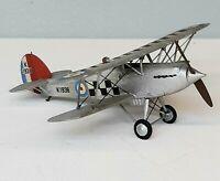 1:72 Scale Built Plastic Model Airplane British Hawker Fury Mk I