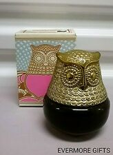 Avon Owl Fancy Raining Violets Cologne Gelee 4 Oz In Box