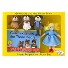 The Puppet Company - Traditional Story Sets - Goldilocks & The Three Bears