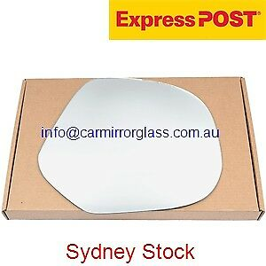 RIGHT DRIVER SIDE MIRROR GLASS FOR TOYOTA HIACE SBV 1995-2003
