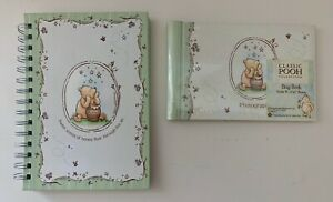 CLASSIC WINNIE-THE-POOH Notebook and Brag Photo Book