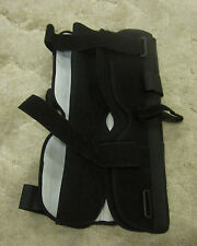"Bledsoe Three 3 Panel Knee Immobilizer 20"" brace"