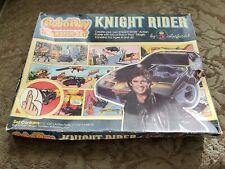 Knight Rider Rub n' Play Transfer Set - Unopened box