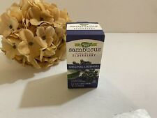 Sambuxus Standardized Elderberry 30 Lozenges Dietary Supplement Gluten Free