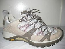 Merrell Siren Sport Elephant Pink Vibram Hiking Athletic Shoes Size 7