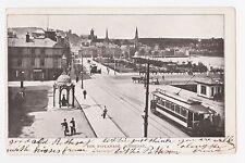 Rothesay,Isle of Bute,Scotland,U.K.The Esplanade,Trolley,Argyll & Bute,Used,1906
