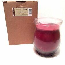 Longaberger Grande Jar Candle - Cinnamon Cider - Autumn - New Usa - Nice!