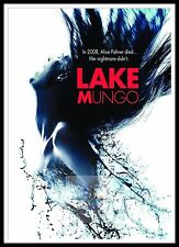 Lake Mungo   Horror Movie Posters Classic & Vintage Cinema
