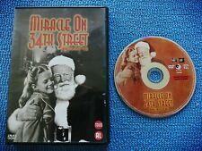 MIRACLE SUR LA 34EME RUE EN DVD AVEC MAUREEN O'HARA (ENVOI MONDIAL RELAY)