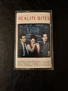 Reality Bites Original Motion Picture Soundtrack Cassette Tape Movie RCA