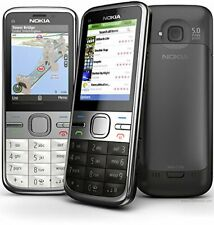 NEW CONDITION BOXED Nokia C5-00 - Black (Unlocked) Smartphone+ 12 MONTHS WARRANT